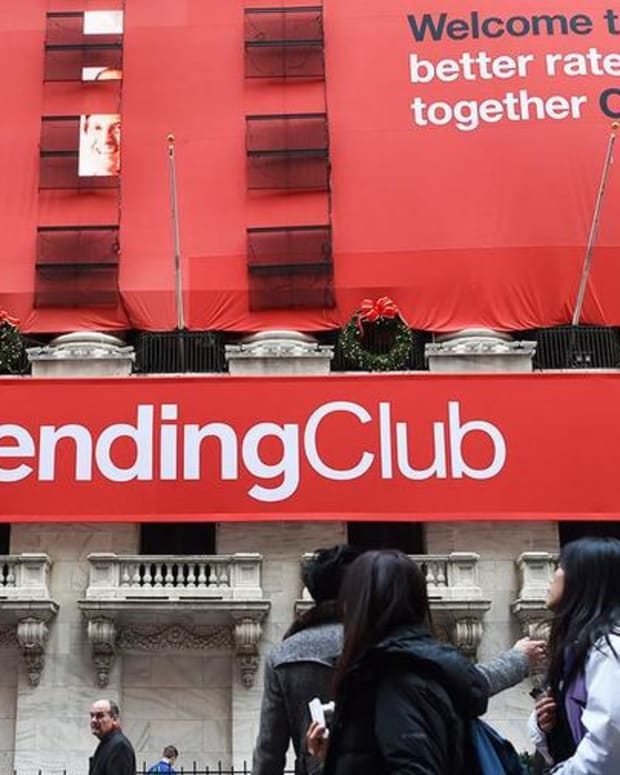 LendingClub Shares Rocket on $1.3B Loan Deal