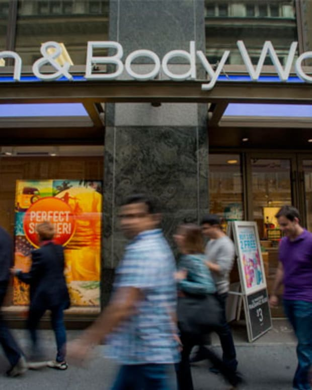 Why L Brands (LB) Stock Continues to Fall Today