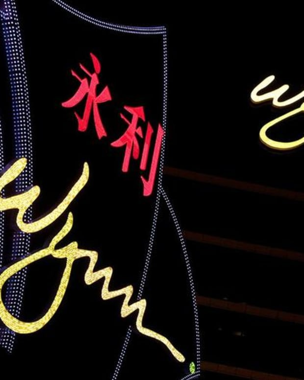 Jim Cramer on Wynn Resorts' Conference Call