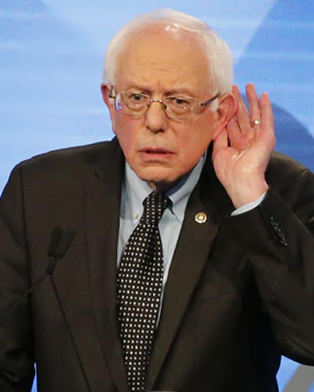 Is Bernie Sanders Really Dangerous for Wall Street?