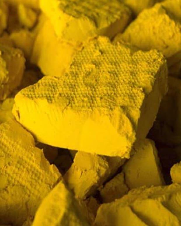 Is Uranium The New Star Commodity?