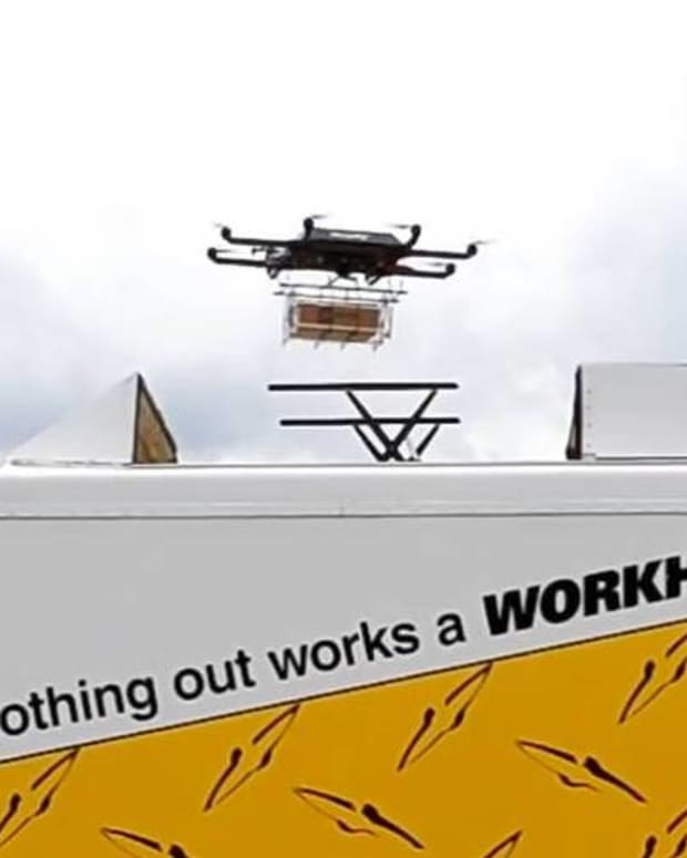 Drone Delivery Looking Up, Says Workhorse CEO