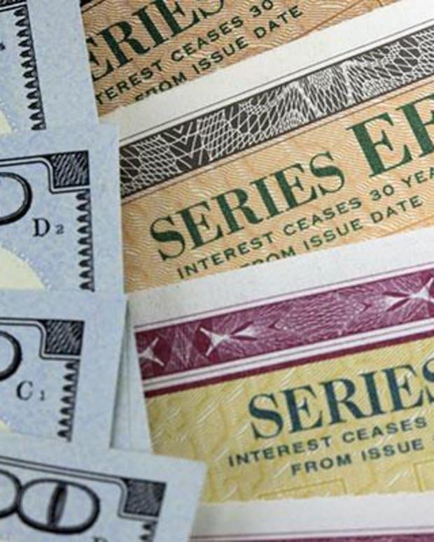9. Investors flock to bonds.