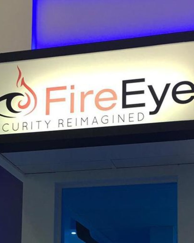 FireEye Tops Estimates, Shares Rise
