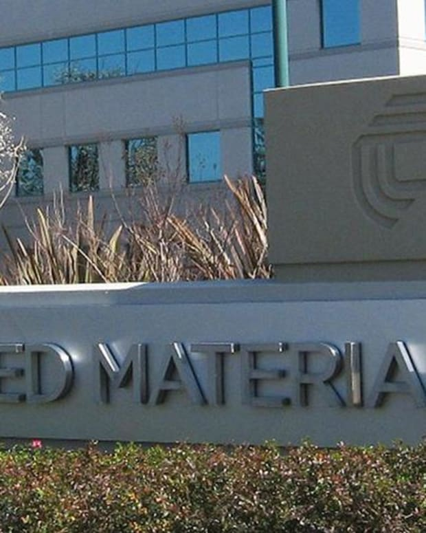 Jim Cramer Says Applied Materials' China Orders Were 'Fantastic'