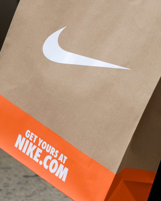Nike (NKE) Stock Down, Releasing Self-Lacing Shoes in November