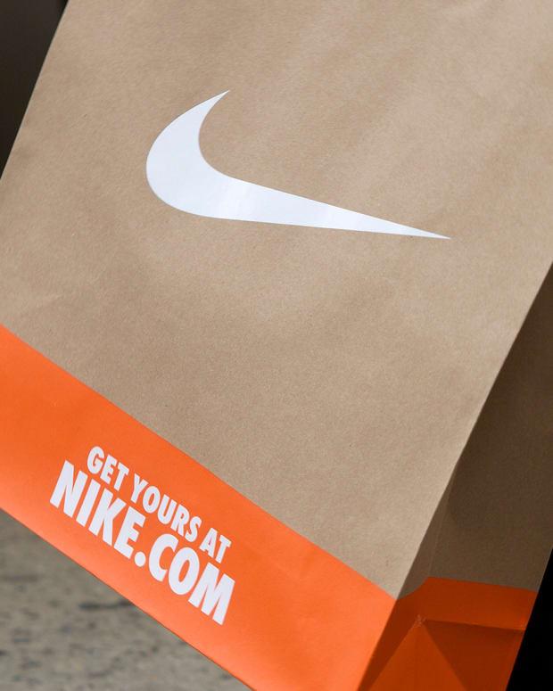 Nike (NKE) Stock Down, Releasing Self-Lacing Shoes in November