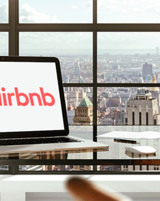 Airbnb Has 'Rapidly Transformed the Hospitality Business'