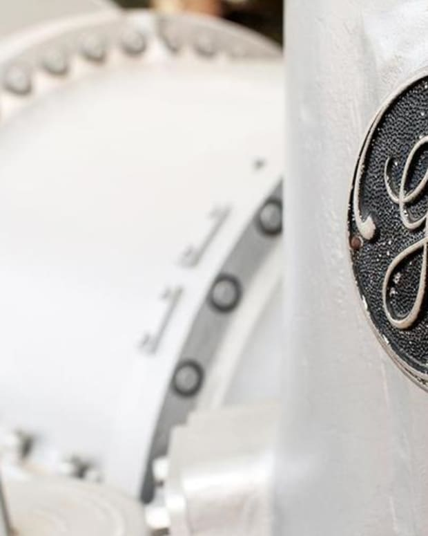 Jim Cramer Says Industrial Stocks Like GE are in 'Bull Mode'
