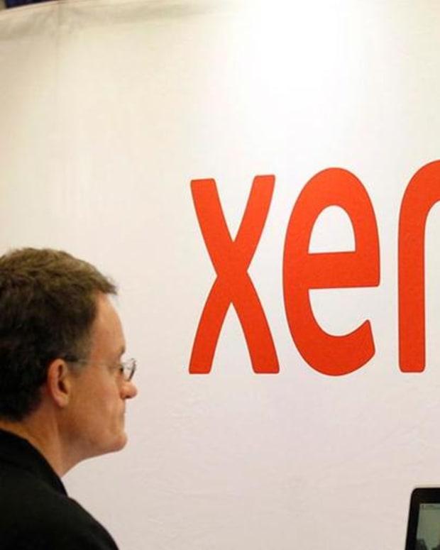 Xerox Sued by Investor Over Split