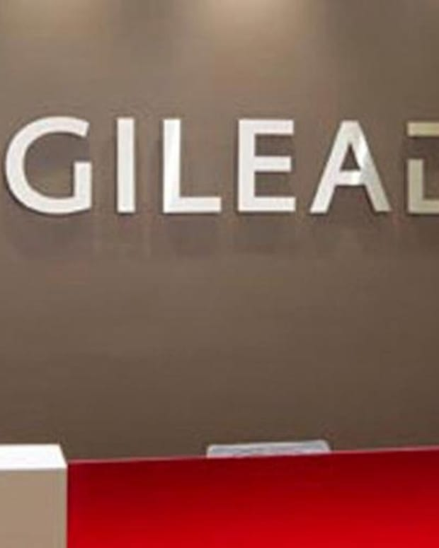 Gilead Could Be Better off Splitting Drug Businesses -- RBC Capital