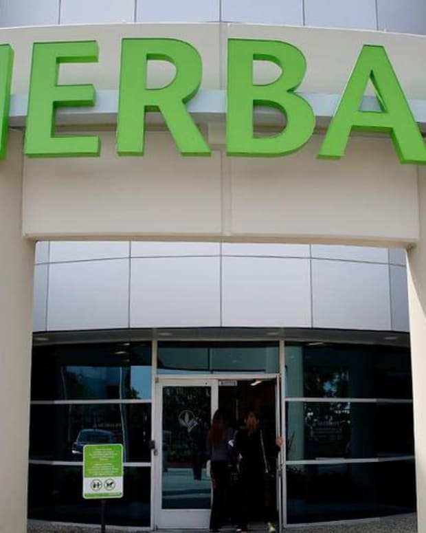 Jim Cramer: Growth Is Back at Herbalife