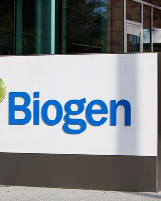 Biogen Shares Climb on Earnings Beat, CEO Departure