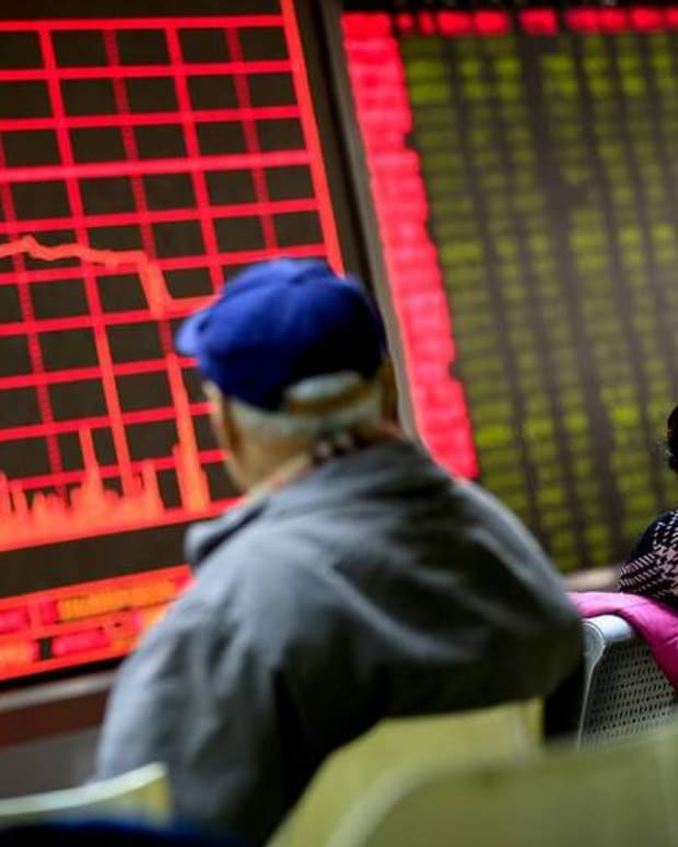 Stocks Begin With Global Selloff Right Out of the Gate on China
