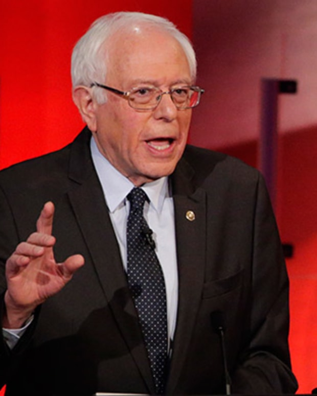 President Bernie Sanders Would Build a Roaring Economy, Says One Report