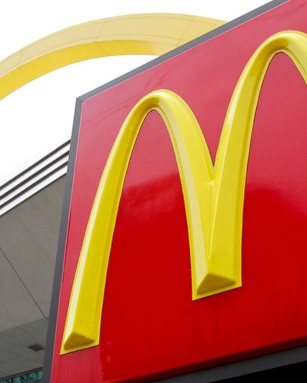 McDonald's & Coca-Cola Cut Jobs; Dow Gains More Than 300 Points