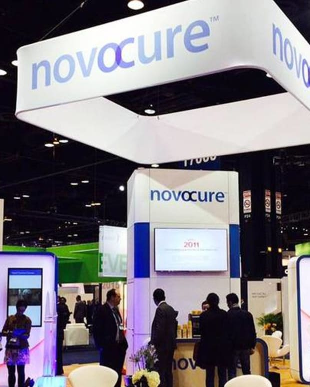 NovoCure Debuts on Nasdaq, Despite Weakness in IPO Market