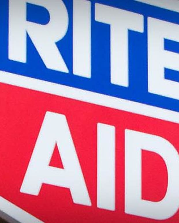 Rite Aid Stock Tumbles on Weak Second Quarter Sales, Revenue