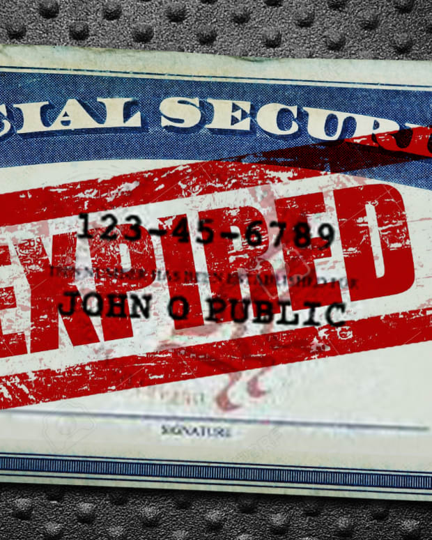 It's Time to End the Social Security Number