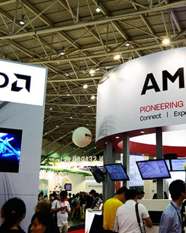 AMD's Stock Suddenly Spikes and It's All Because of a 160% Surge in Bitcoin