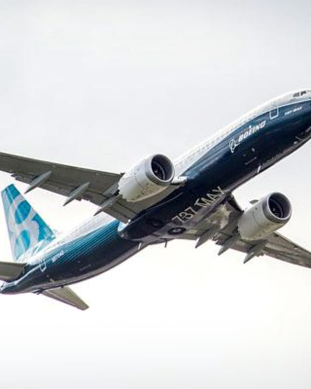 Boeing Shares Recover a bit From Falling 3% After Grounding of 737 MAX Flights