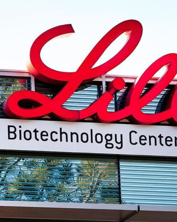 Jim Cramer: If There Is a Giant Selloff, I Like Eli Lilly