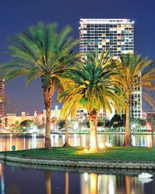 22. Orlando, Florida