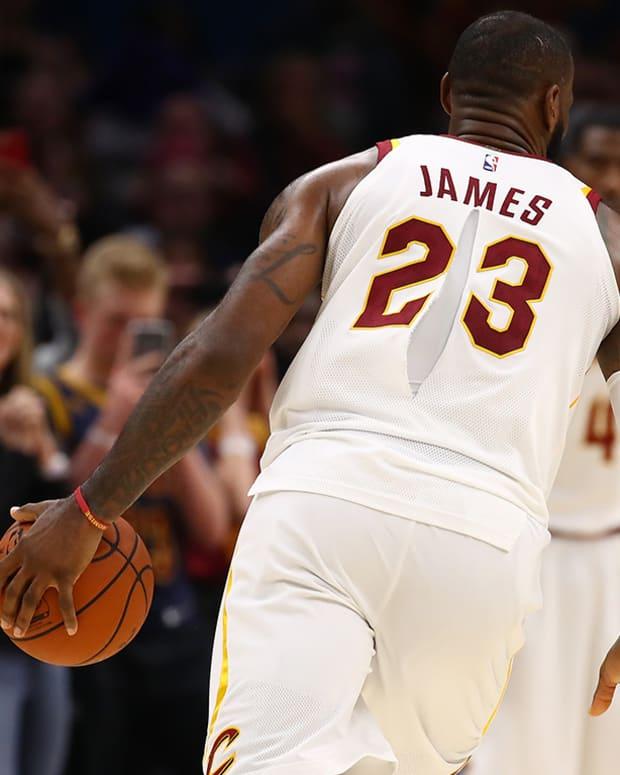 Nike Takes Steps to Rectify Shredded NBA Jerseys