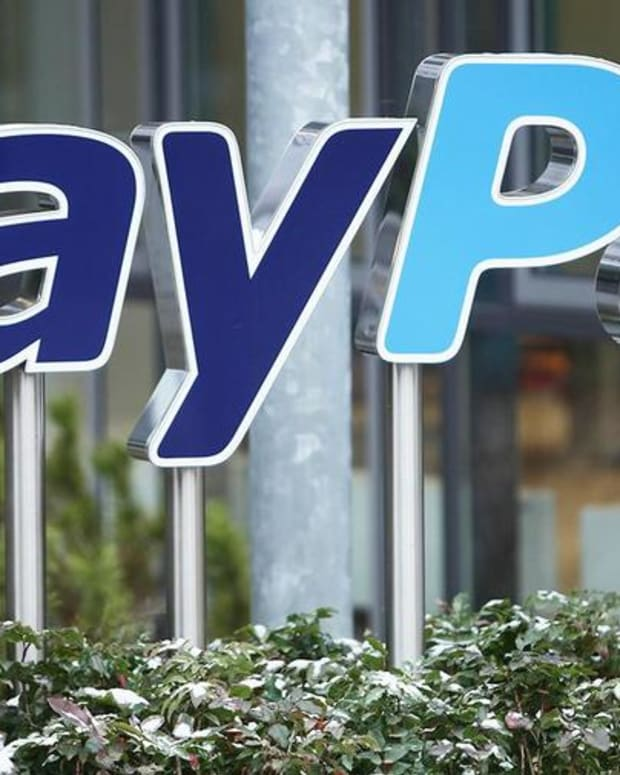 PayPal Stock