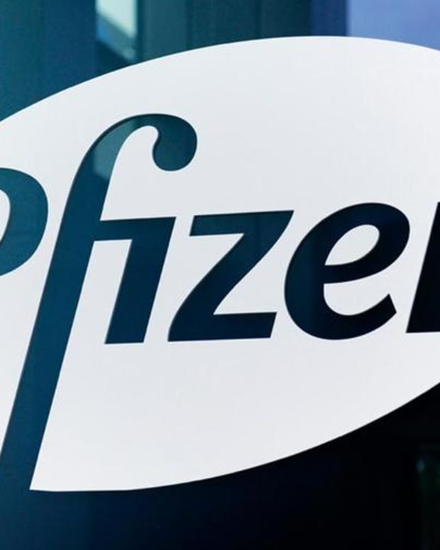 There May Be a Buying Opportunity When Pfizer Shares Hit This Important Level