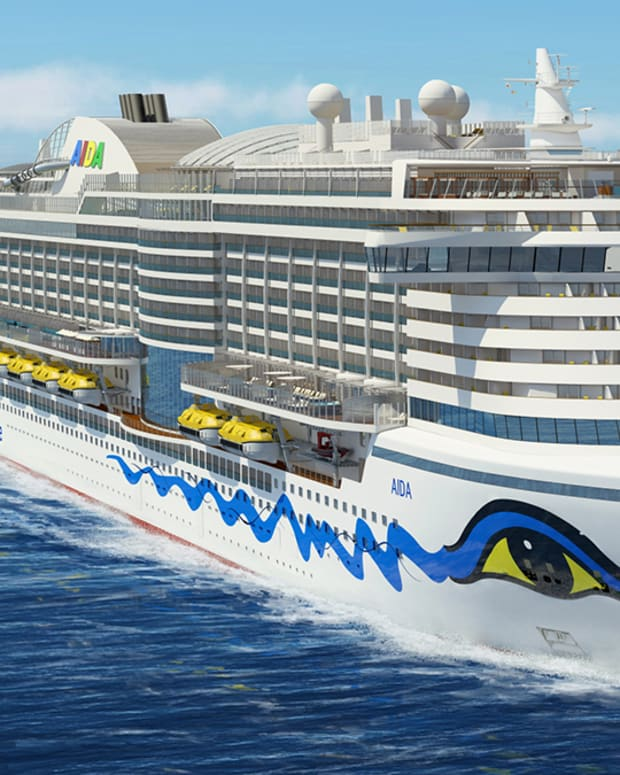 Carnival Will Have Massive Cruise Ships Using Liquefied Natural Gas by 2018