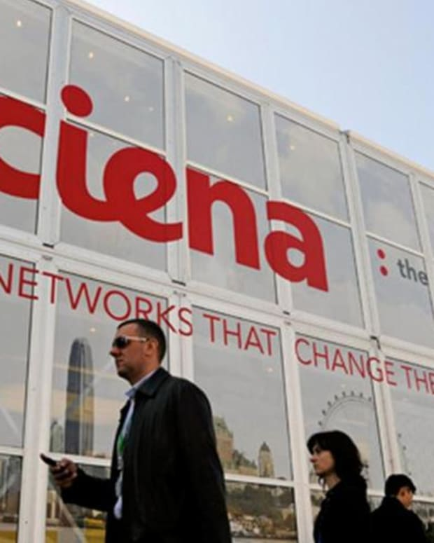 Ciena Stock Gains on Stifel Upgrade