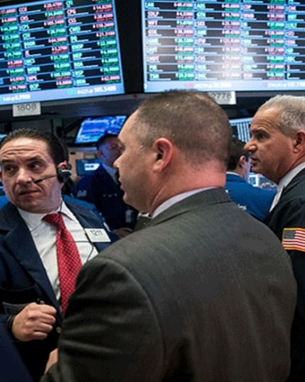 Wake Up Wall Street: It's Inauguration Day