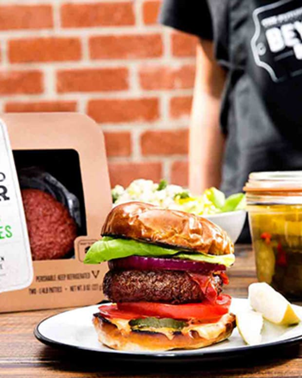 Beyond Meat Vegan Alternative Secures Distribution Deal With Grocer Safeway
