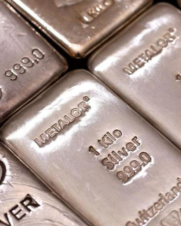 Silver to Rally as Production Drops for First Time in 14 Years?