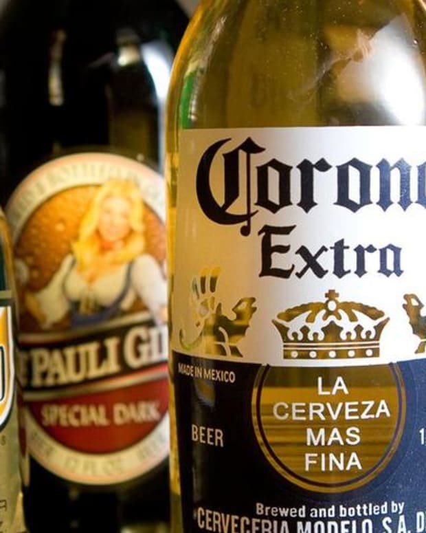Video: Jim Cramer Reacts to Constellation Brands' 'Blowout' Results