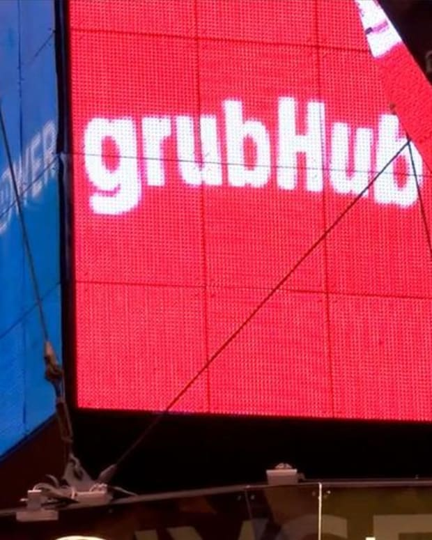 Why Jim Cramer Likes GrubHub Shares