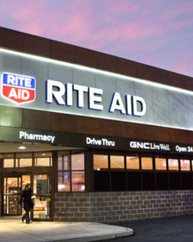 Rite Aid Stock Jumps Following Earnings Beat