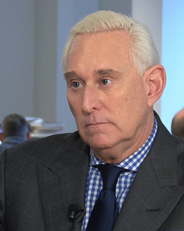 Roger Stone Says 'No Mystery' to Trump, and Bannon's Not a White Supremacist