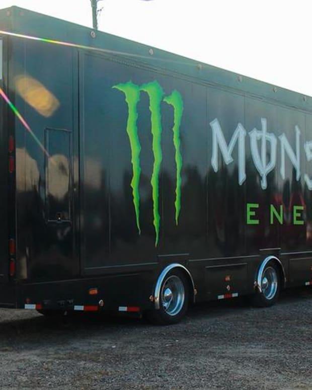 Monster Beverage Stock Still Looks a Bit Frightening