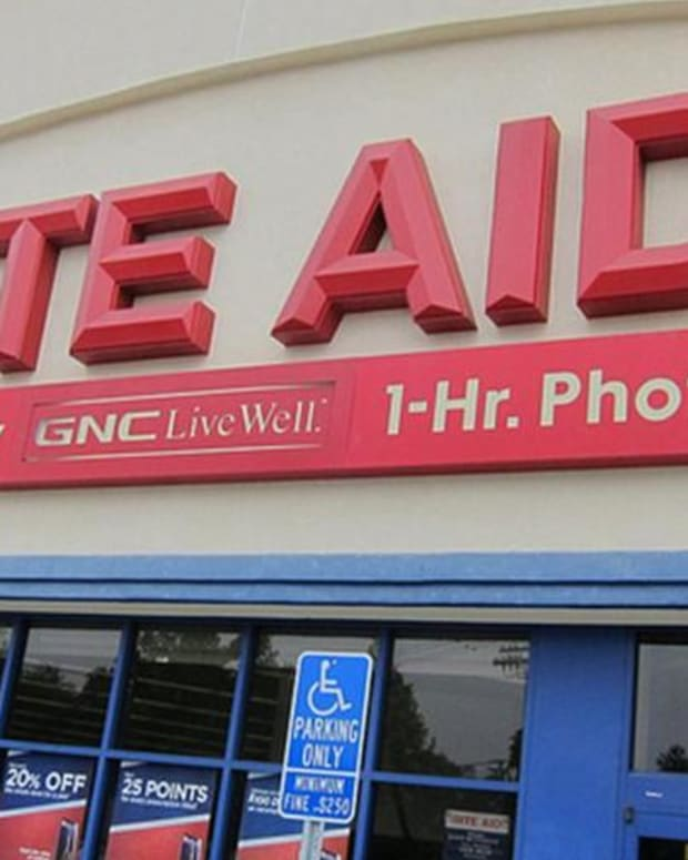 Rite Aid Sinks After Walgreens Slashes Offer Price by Nearly $2 Billion