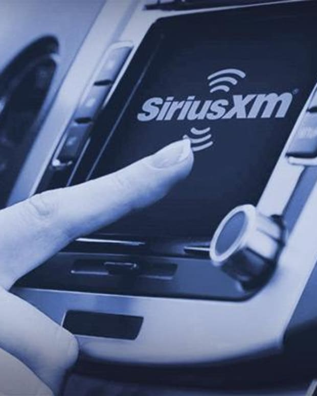 Sirius XM Stock Falling on Morgan Stanley Downgrade