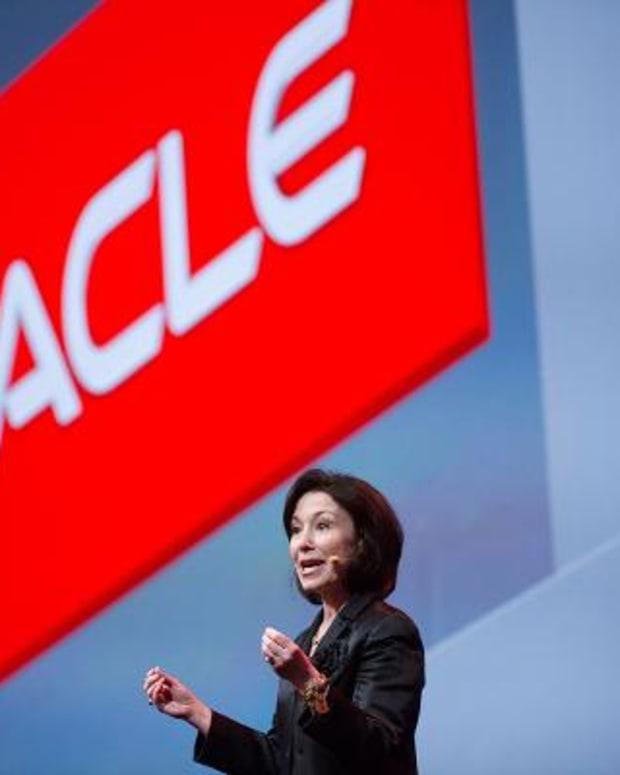 5. Oracle turns a corner