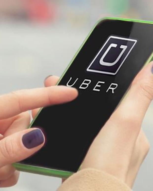 5. Uber is huge