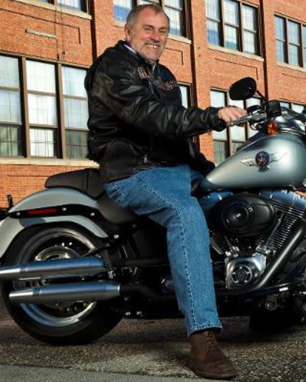 2. Harley Davidson (HOG): Buy
