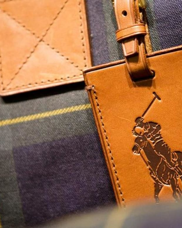 Jim Cramer on What's Behind the Departure of Ralph Lauren's CEO
