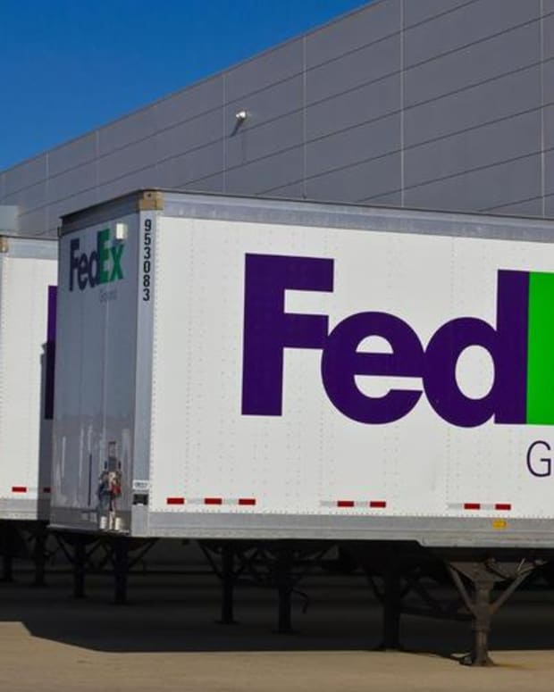 Watch: Jim Cramer Breaks Down How FedEx Benefits From Tax Reform