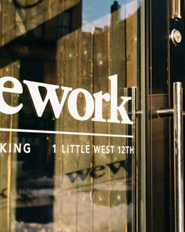 WeWork Boom Continues as Startup Raises $760 Million of New Funding