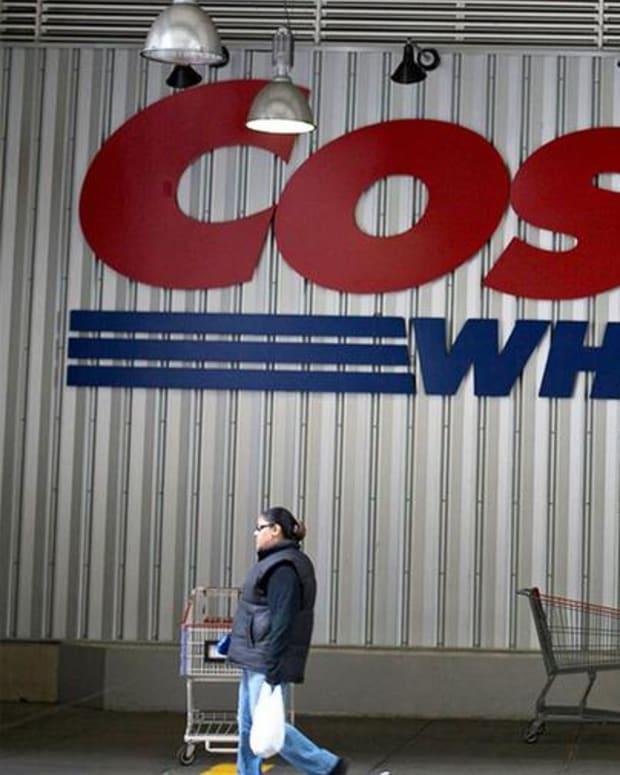 Jim Cramer on Costco's Recent Pullback