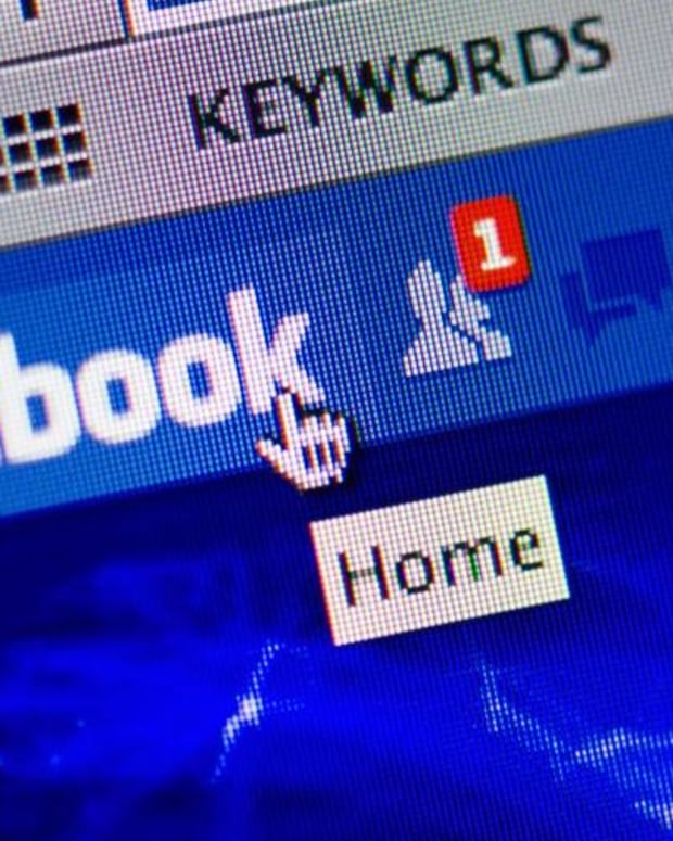 Jim Cramer: Be Careful When Facebook Shares Are Elevated